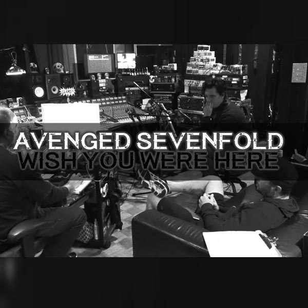 Avenged Sevenfold Wish You Were Here Chords Lyrics Dochords